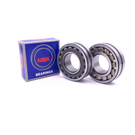 NSK Distributor Inch Self-Aligning Spherical Roller Bearing 22309 22311 22313 22315 22317