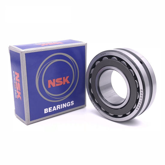 NSK Self-Aligning Spherical Roller Bearing 22309 for Auto Bearing