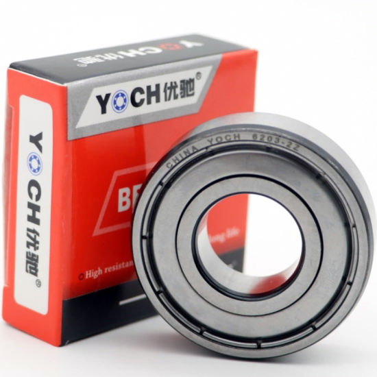 Yoch Shandong Manufacturer High Speed 6010 6012 6014 6016 6018 Deep Groove Ball Bearing