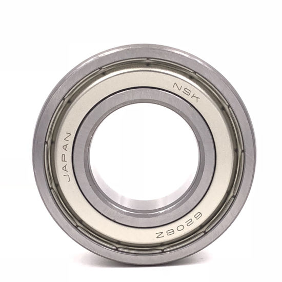 China Distributor Motorcycle Spare Parts NSK Bearing 6200 6202 6204 6206 6208 6210 6212 NSK Deep Groove Ball Bearings
