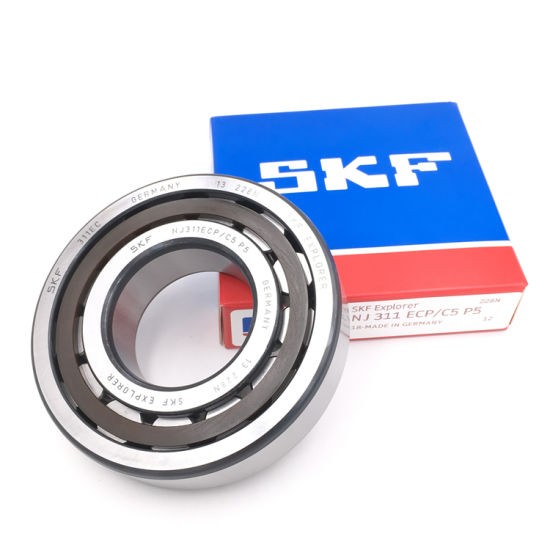 High Quality SKF Cylindrical Roller Bearing Nj410 SKF Rolling Bearings