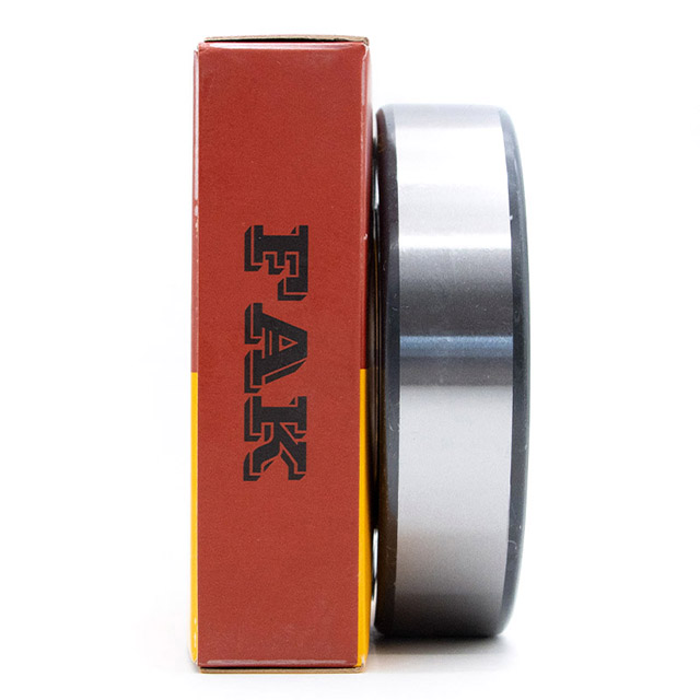 Low Vibration FAK Deep Groove Ball Bearing 608