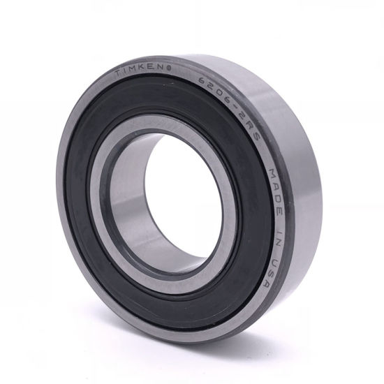 High Precision Bearing Steel Deep Groove Ball Bearings 6001/6001-Z/6001-2z/6001-RS/6001-2RS for Precision Instrument