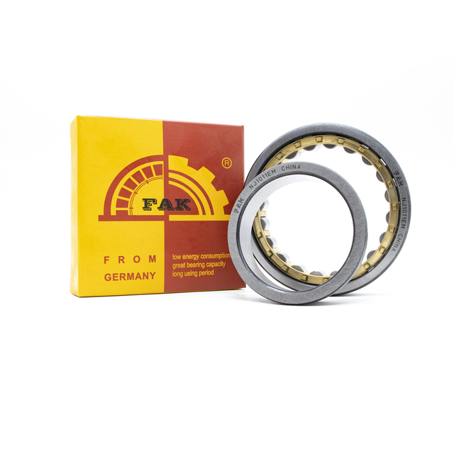 Hot Sale Bearing FAK Cylindrical Roller Bearing NU315ETN1
