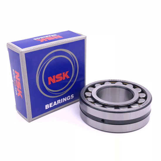 NSK Paper Machinery Parts Double Row Aligning Roller Bearing 23121 3003721