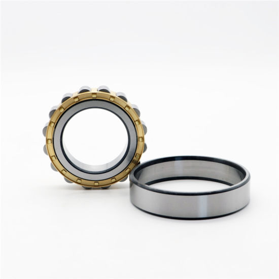 Motorcycle Wheels N415m N417m Cylindrical Roller Bearing From China Bearing Factory