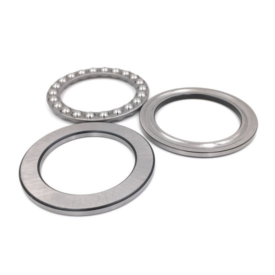 High Quality SKF Thrust Ball Bearings Roddamientos 51116 SKF Thrust Ball Bearings