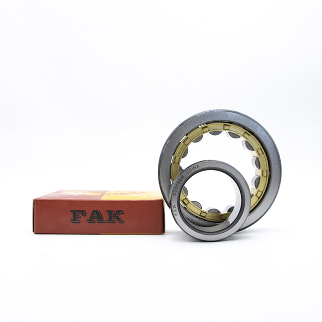 For Generators Bearing FAK Cylindrical Roller Bearing NH313M